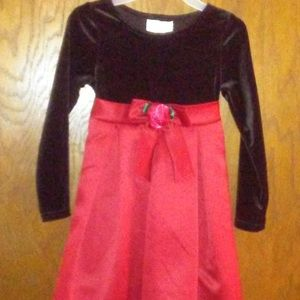 Other - Girl's Christmas dress Size 5